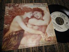 "BONNIE TYLER&TODD RUNDGREN LOVING YOU'S A ... 7"" 1985 CBS PROMO ONE SIDE SPAIN"