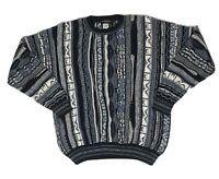 Vtg Alberto Danti Coogi Style Sweater Mens Xl Biggie Smalls Bill Cosby Knit Rare