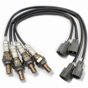 4 PCS O2 Oxygen Sensor For Lexus GX470/Toyota 4Runner 4.7L 2003-2004