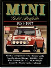 Mini Gold Portfolio: 1981-1997 by Brooklands Books Ltd (Paperback, 1998)