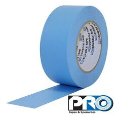 """PRO - CONSOLE TAPE 1"""" x 60 yards BLUE - 1 ROLL"""