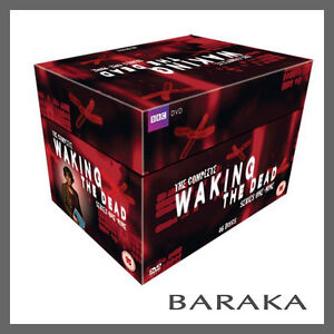 Waking the Dead Complete Season Series 1+2+3+4+5+6+7+8+9 DVD Box Set R4 New