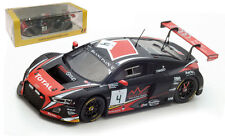 Spark SB128 Audi R8 LMS Belgian Audi Club Team #4 24H of Spa 2016 - 1/43 Scale