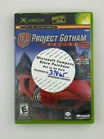 Project Gotham Racing 2 - Original Xbox Game - Complete & Tested