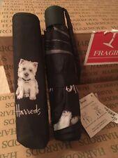Harrods Westie Umbrella