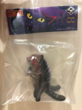Maxtoy Negora Zombie Black/purple version with guts *rare* Konatsu Sofubi