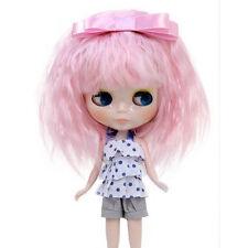 Blythe Accessory Doll Wig  9.5-11Inch 25-28cm Japan Original B-159 Baby Pink