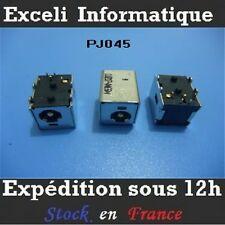 Connecteur Alimentation HP PAVILION DV6000 DV6100 DCPower Jack connector pj045