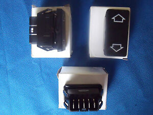 Citroen Saxo VTS VTR Peugeot 106 GTI Electric Window Switch NEW ONE ONLY 3/5 dr