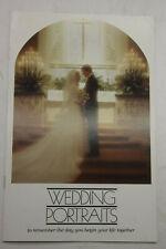 Pamphlet Guide Wedding Portraits P3-14 5/83 Professional Photographer - B169B