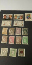CAPE VERDE 16 Stamps Nice Lot - MH OG but  only 2 are cancelled