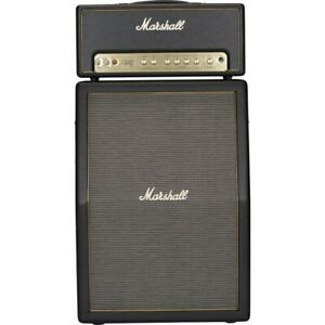 Marshall Origin 20H Amp With Origin212A Angled Cab Half Stack Pack