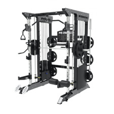 Force USA F100 All-In-One Functional Trainer Smith Machine Power Rack NEW MODEL
