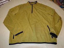 Mens The Claret Jug Collection Adidas Golf wind breaker XL long sleeve EUC @