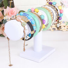 Velvet Jewelry Rack Bracelet Necklace Stand Organizer Holder Display 3 Colors