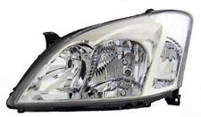 clear Chrome finish Left side H7 H7 headlight for TOYOTA Corolla E12 01-04 TYC