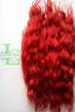 Loutrais Mohair Doll Hair Fantasy Troll Fairy Santa   -10g choice of colours