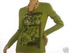 Traumhaft Biba Shirt CS 063 Pea Neu Gr 3 L 42-44