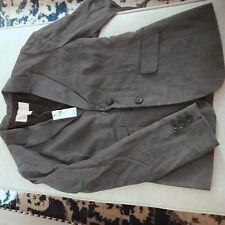 Womens Banana Republic Suit Jacket - NWT - 10 - Grey (Pants Listed Separately)