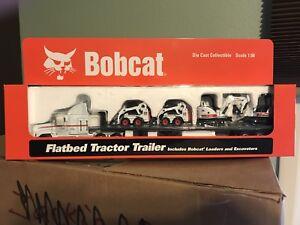 Bobcat Tractor Trailer
