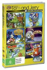 Tom and Jerry 6 Movie Feature Collection DVD