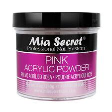 Mia Secret Professional Nail System Pink Acrylic Powder 8 oz