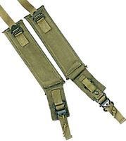 TWO ALICE Pack OD Military Frame Replacement Backpack Shoulder Strap Rothco