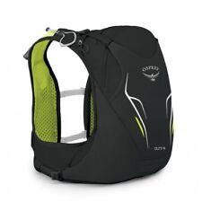 Mochilas y bolsas negros Osprey para acampada y senderismo