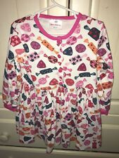 HANNA ANDERSSON CANDY PLAYDRESS/DAYDRESS SIZE 110 SIZE 5