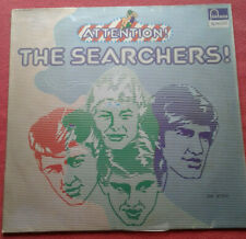 The Searchers / Attention LP Vinyl Sweet Nothin's / Sweets For My Sweet uvm