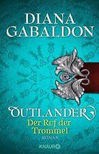 DIANA GABALDON | OUTLANDER (Band 4) - Der Ruf der Trommel | Roman (Buch)