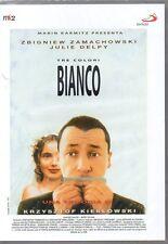 TRE COLORI - FILM BIANCO - DVD (NUOVO SIGILLATO) K. KIESLOWSKI