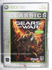 OCCASION jeu GEARS OF WAR 1 classics sur xbox 360 game en francais action spiel