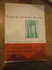 Xavier-Franc Leunens peintre de vie Van Gogh Vlaminck Slabbinck illustré Bandeau