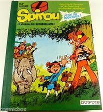 SPIROU reliure album du journal n° 153 intégrale n° 2138 au 2149 recueil de 1980