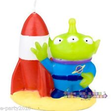 DISNEY TOY STORY CHARACTER CAKE CANDLE ALIEN ~ Birthday Party Supplies Decor