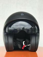 Scorpion Bandit Motorcycle Helmet Matt Black Sizes Xs-xl