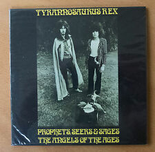 Tyrannosaurus Rex Prophets seers and Sages Angels Ages mini LP CD disc