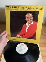 Don Costa His Orchestra And Chorus The Golden Touch DCP Vinyl Record Album