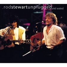 Rod Stewart - Unplugged & Seated [New CD] Germany - Import