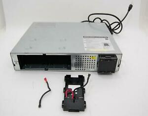 APC Smart UPS SMC1000-2U 1000VA 600W 6-Outlet LCD NO BATTERIES