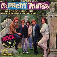 """PRETTY THINGS """"I CAN NEVER SAY"""" ORIG FR 1965 M- AUTOGRAPHED P.MAY"""