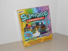 SLIME MAKING SLIMYGLOOP LABORATORY - AGES 6+ - NEW IN THE FACTORY SEALED PACKAGE