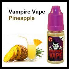 Vampire Vape *4 x 10ml - Pineapple 6mg E-Liquid