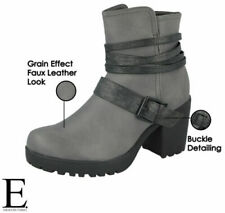 D Ankle Boots for Women