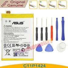 Original Battery for ASUS ZenFone 2 ZE550ML ZE551ML Z00AD Z008D C11P1424 &Tools