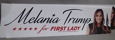 Wholesale Lot Of 20 Melania Trump For First Lady Stickers Donald President 2020