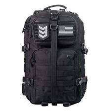 3 V Gear VELOX II Tactical Assault Pack-Noir-Vu dans M. Robot série TV