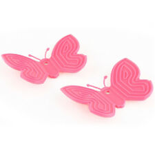 Silicone Hot Pot Handle Holder Grip 1 Pair Pretty Butterfly Shape Kitchen ware