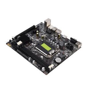 Carte mère à l'état solide Mémoire de bureau DDR3 LGA1155 Socket durable